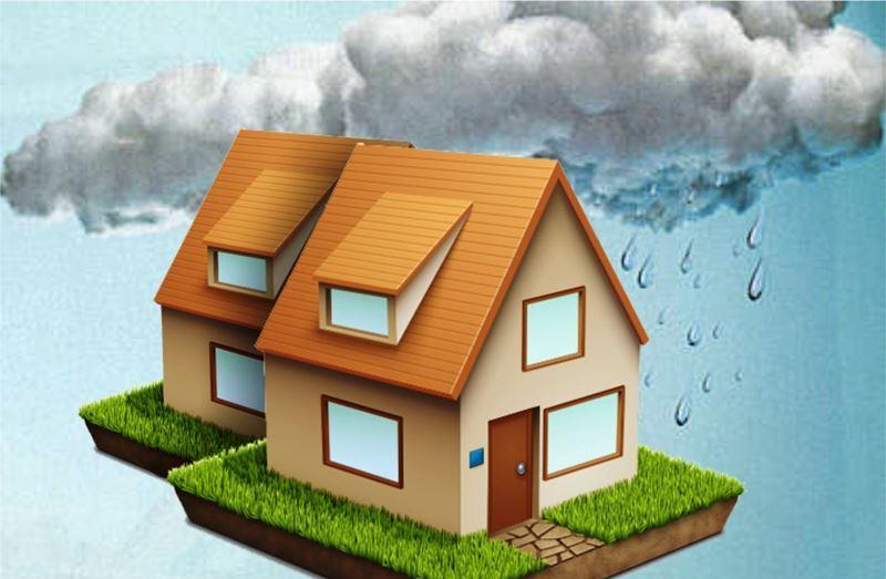Dampak Musim Hujan Terhadap Bangunan