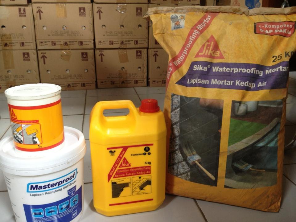 Produk Waterproofing Sika