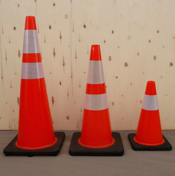 jenis ukuran safety traffic cone